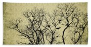 Blackbirds Roost Beach Towel
