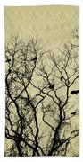 Blackbirds Roost Beach Towel