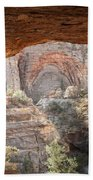 Blind Arch Overlook Beach Towel