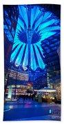 Blue Berlin Beach Towel