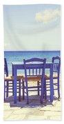 Blue Beach Sheet