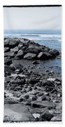 Blue Pacific Beach Towel