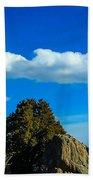 Blue Skies Beach Towel
