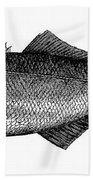 Bluefish Beach Towel