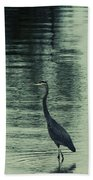 Bluegreen Lake Beach Towel