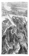 Boadicea (d. 62 A.d.) Beach Towel