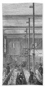 Boarding School, 1862 Beach Towel