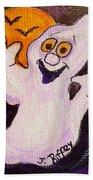 Bobbledeboo Beach Towel