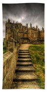 Bolsover Castle Beach Towel