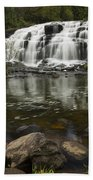 Bond Falls 2 Beach Towel