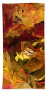 Botanical Fantasy 082012 Beach Towel