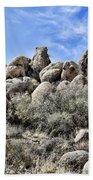 Boulder Populated Beach Sheet