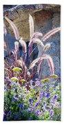 Bouquets On Display Beach Towel