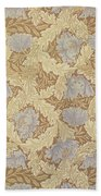 Bower Wallpaper Design Beach Towel
