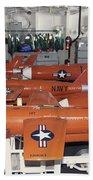 Bqm-74e Chukar Target Drones Stowed Beach Towel