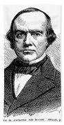 B.r. Curtis (1808-1874) Beach Towel