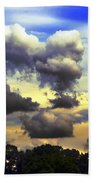 Break In The Clouds Beach Towel