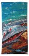 Breathless  Beach Towel