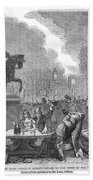 Bristol: Reform Riot, 1831 Beach Towel