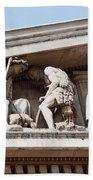 British Museum Beach Towel
