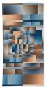 Brushed 16 Beach Towel by Tim Allen