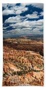 Bryce Canyon Ampitheater Beach Towel