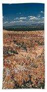Bryce Canyon Panaramic Beach Towel