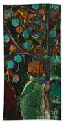 Bubble Tree - Spc01ct04 - Left Beach Towel
