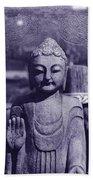 Buddhas Words Beach Towel