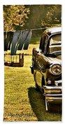 Buick For Sale Beach Towel