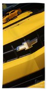 Bumble Bee Grill-7921 Beach Towel