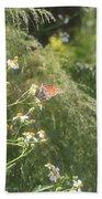 Butterfly 50 Beach Towel