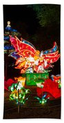 Butterfly Lovers Beach Towel by Semmick Photo
