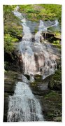 Buttermilk Falls Nj Beach Towel