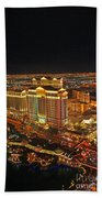 Caesars Palace Beach Towel