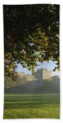 Cahir Castle Cahir, County Tipperary Beach Towel