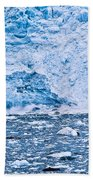 Calving Glacier Beach Sheet