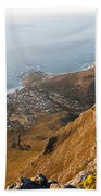 Camps Bay Beach Towel by Fabrizio Troiani