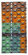 Candy Cage Beach Towel