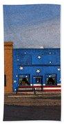 Canon City Facades - Posterized Beach Towel
