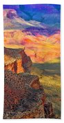 Canyon View Beach Towel
