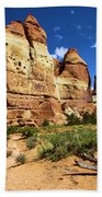Canyonlands Chesler Park Beach Towel