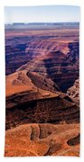 Canyonlands II Beach Towel
