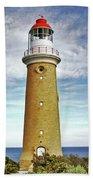 Cape Du Couedic Light House Beach Towel