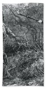 Capture Of Nat Turner, American Rebel Beach Towel