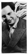 Carlo Levi (1902-1975) Beach Towel
