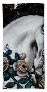 Carousel Horse - 8 Beach Sheet