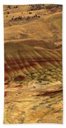 Carroll Rim Painted Hills Beach Towel