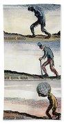 Cartoon: World Wars, 1932 Beach Towel