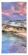 Carvoeiro Early Morning Beach Towel